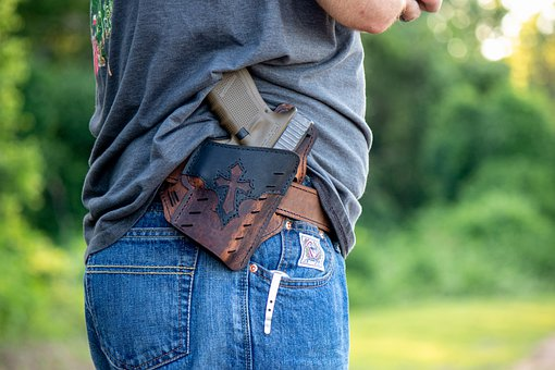 What To Do After Getting a Concealed Carry Permit